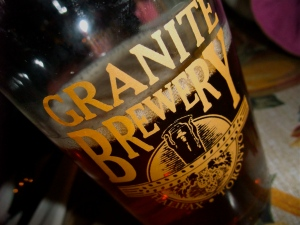 Granite Brewery Hopping Mad Pale Ale