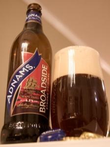 Adnams Broadside Strong Ale