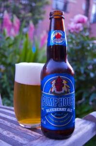 Pumphouse Blueberry Ale
