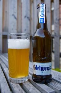 Edelweiss Snowfresh Weissbier
