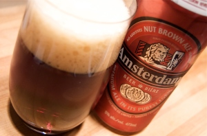 Amsterdam Nut Brown Ale