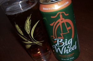 Big Wheel Amber Ale