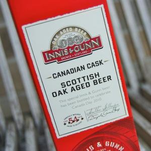 Canadian Cask