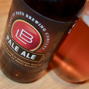 Lake of Bays Pale Ale