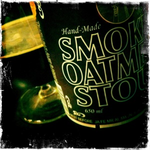 Trafalgar Oatmeal Stout