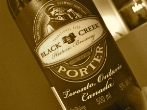 Black Creek Porter
