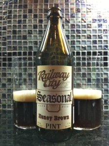 Railway City Honey Brown