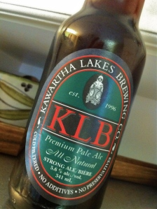 KLB Pale Ale