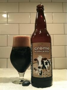 Crème Brûlée beer