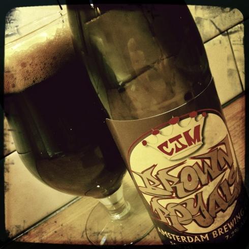 Brown Royale